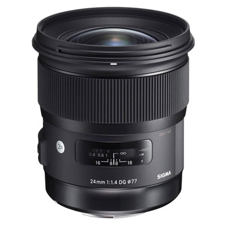 لنز Sigma 24mm for Canon