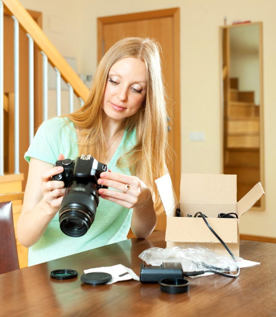 عکاسی برای مصرف خانگی