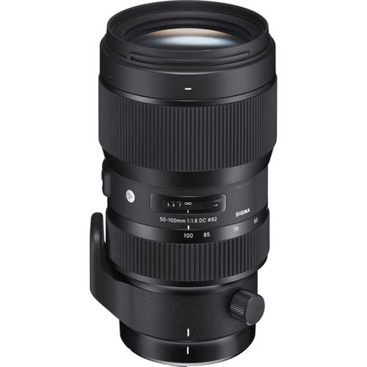 لنز سیگما Sigma 50-100mm for Canon