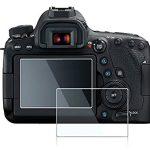 .محافظ صفحه LCD Screen Protector for Canon EOS 6D