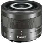 .لنز کانن Canon EF-M 28mm f/3.5 Macro IS STM