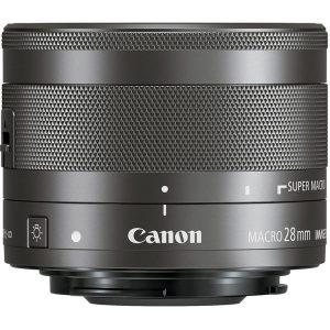 لنز کانن Canon EF-M 28mm f/3.5 Macro IS STM