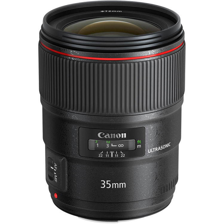 لنز کانن EF 35mm f/1.4L II USM