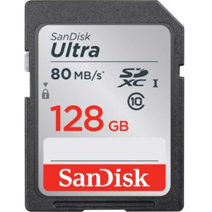 کارت حافظه SanDisk 128GB Ultra