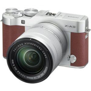 دوربین عکاسی Fujifilm X-A3 Mirrorless