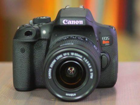 دوربین EOS 750D کانن