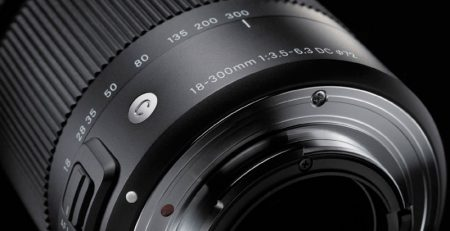لنز Sigma 18-300mm f/3.5-6.3 DC MACRO OS HSM