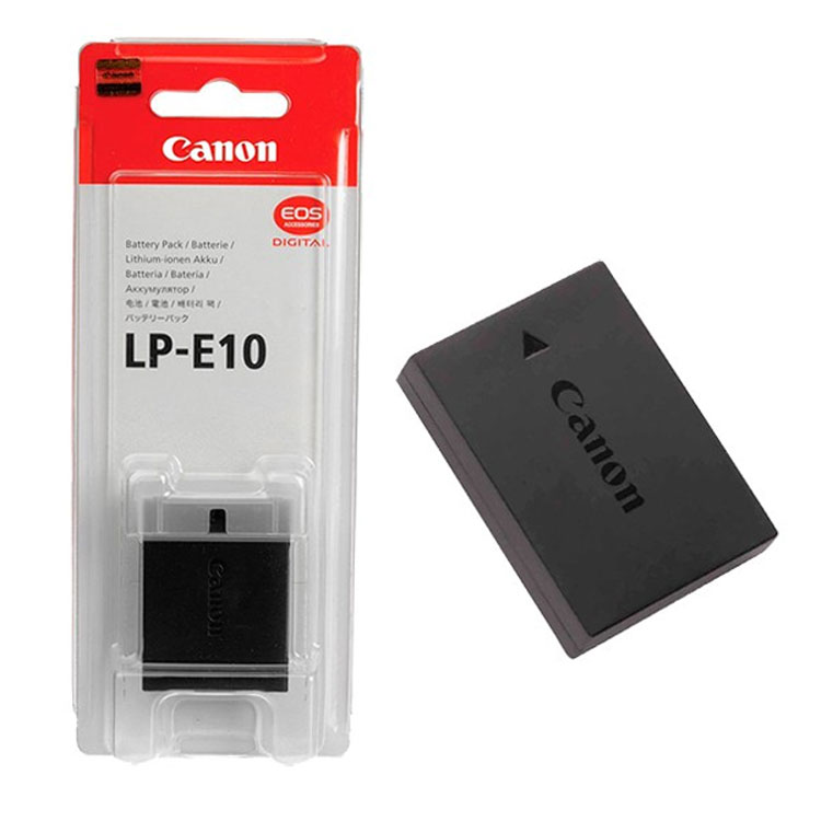 باتری دوربین کانن LP-E10