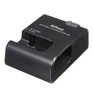 شارژر Nikon MH-25 Battery Charger for EN-EL15 Li-Ion Battery