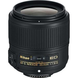 لنز نیکون AF-S Nikkor 35mm ED
