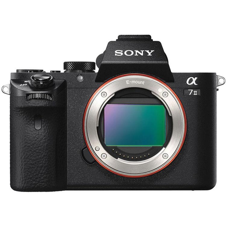 دوربین بدون آینه Sony Alpha a7 II
