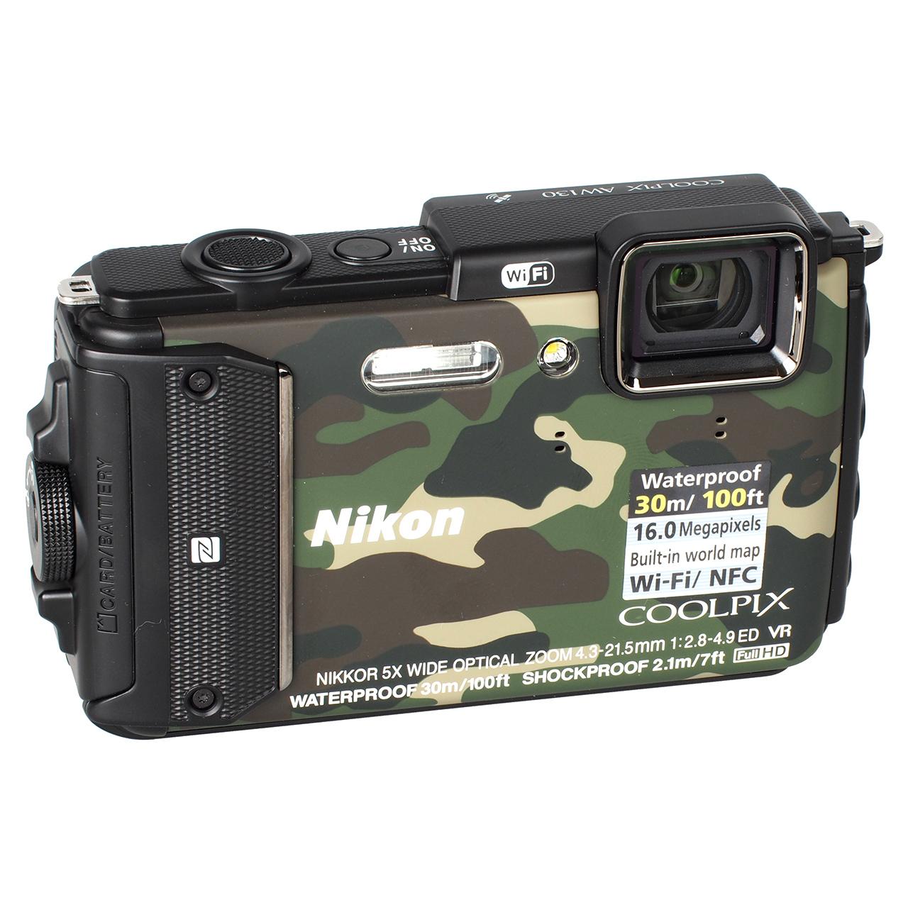 دوربین نیکون COOLPIX AW130 Waterproof