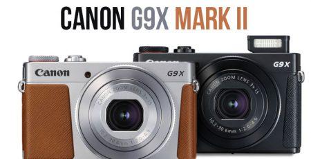 دوربین Canon G9X II