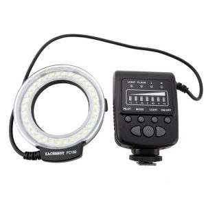 رینگ فلاش Meike FC 100 Macro Ring Flash Light