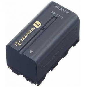 باتری Sony NP-F770