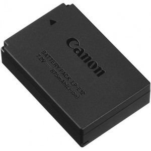 باتری کانن مشابه اصلی Canon LP-E12 Lithium-Ion Battery Pack-HC