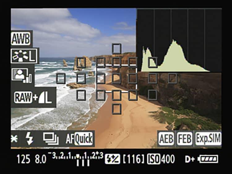 دوربین Canon EOS 750D