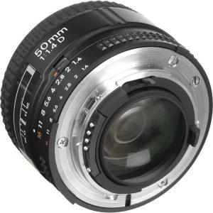 لنز نیکون Nikon AF NIKKOR 50mm f/1.4D