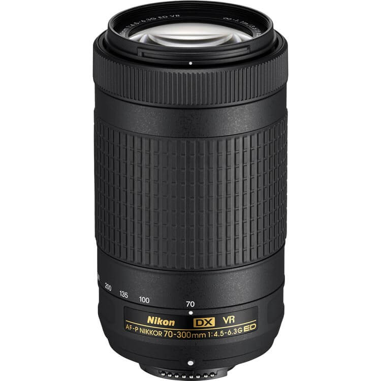لنز نیکون Nikon AF-P 70-300mm