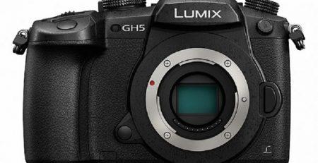 پاناسونیک Lumix DMC-GH5