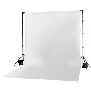 Backdrop 3*6 فتوفلکس سفید