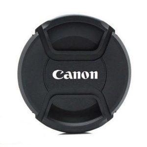 درب لنز کانن مدل 52mm Lens Cap