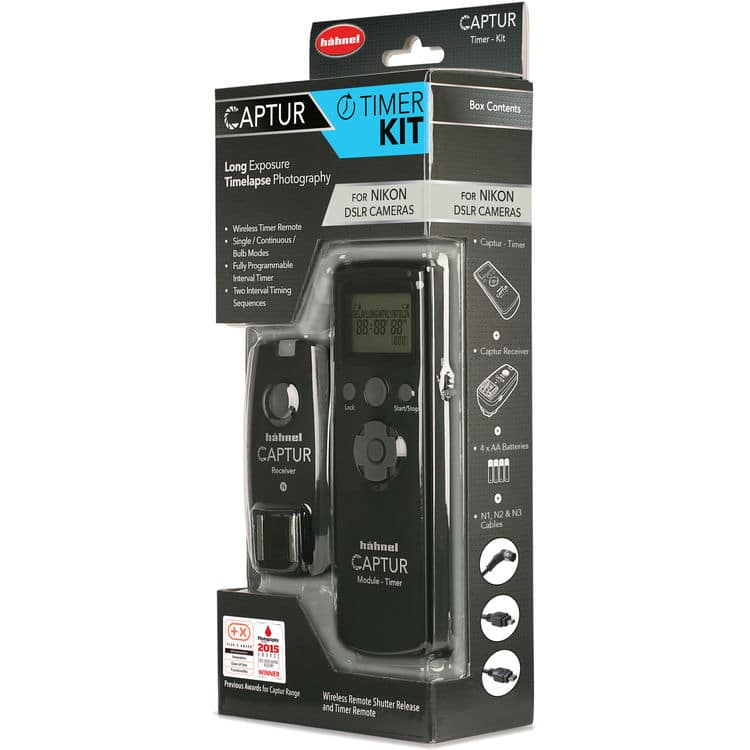 ریموت کنترل هنل Hahnel Captur Timer Kit for Nikon