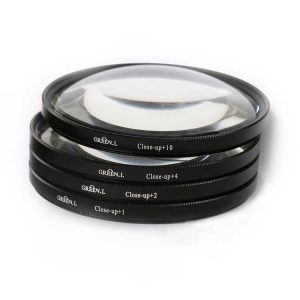 فیلتر عکاسی کلوزآپ 58mm Filter Set