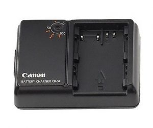 CB-5L Canon Charger