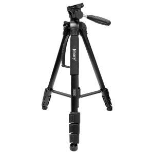 سه پایه دوربین جیماری (Jmary KP-2264 Camera Tripod (Black