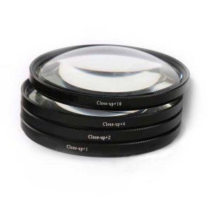 فیلتر عکاسی کلوزآپ 77mm Filter Set