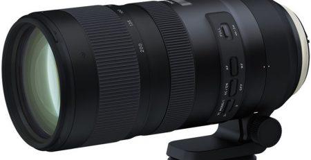 لنز Tamron 70-200mm F2.8 Di VC USD G2