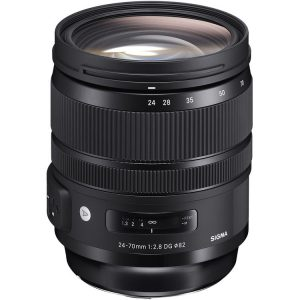 لنز سیگما Sigma 24-70mm f/2.8 DG OS HSM Art for Canon