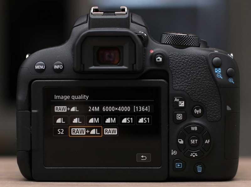 دوربین 800D کانن | مقایسه EOS 800D و EOS 750D -مجله نورنگار