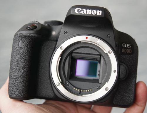 دوربین عکاسی کانن EOS 800D
