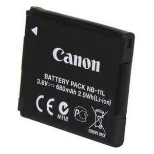 باتری Canon NB-11L Lithium-Ion Battery Pack-HC