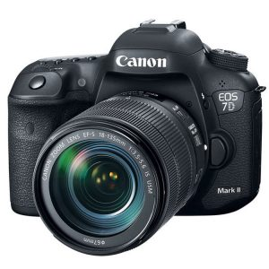 دوربین عکاسی کانن Canon EOS 7D Mark II Kit 18-135mm f/3.5-5.6 IS USM