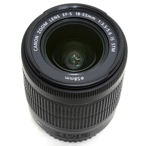 لنز کانن EF-S 18-55mm STM