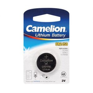 Camelion 2450 Battery