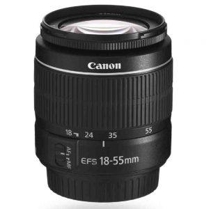 لنز Canon EF-S 18-55mm III