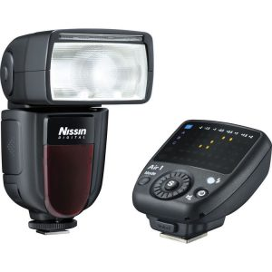 فلاش Nissin Di700A Flash Kit with Air 1 Commander for Nikon