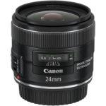 لنز کانن EF 24mm f/2.8 IS USM