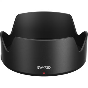 هود لنز کانن مدل EW-73D Lens Hood For EF-S 18-135mm USM