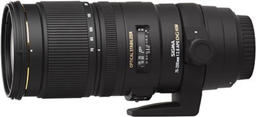 لنز Sigma 70-200mm for canon