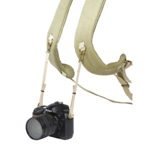 National Geographic NG3030 Earth Explorer Adventure Camera Strap