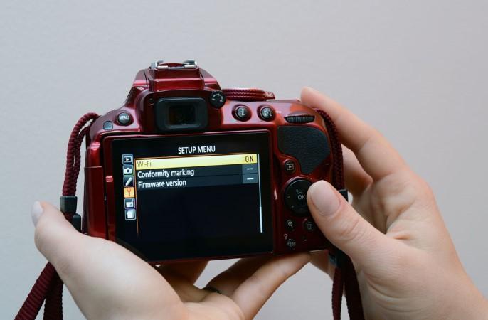 نحوه راه اندازی قابلیت وایفای در دوربینهای نیکون