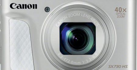 دوربین SX730 HS کانن