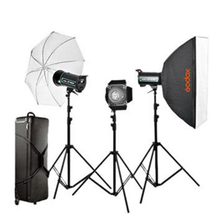 Godox Falsh Studio QS-400