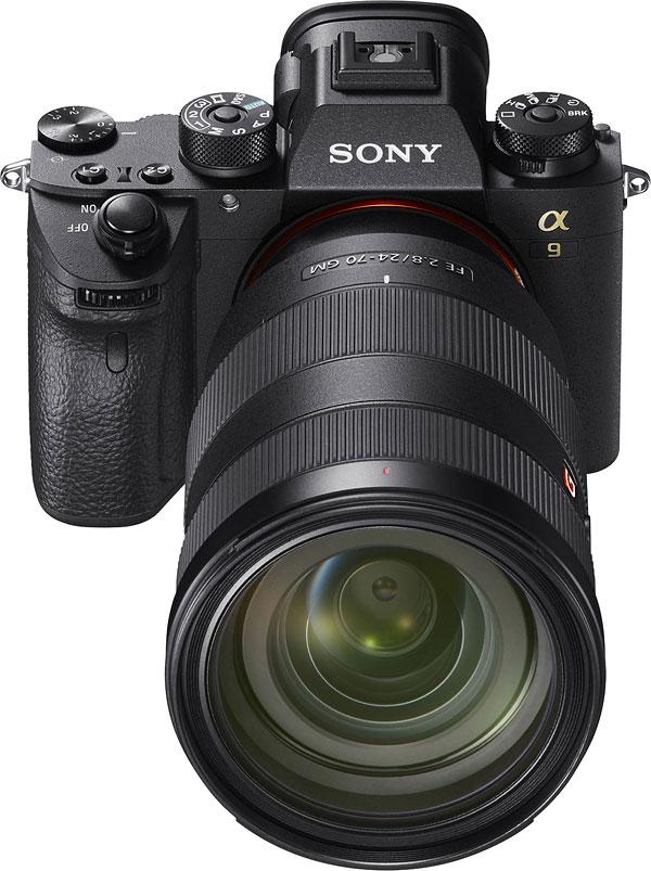 دوربین بدون آینه Sony a9