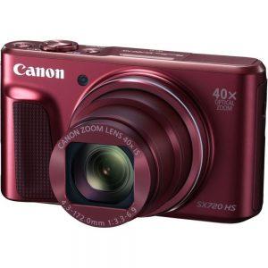 دوربین کانن Powershot SX720 HS Red